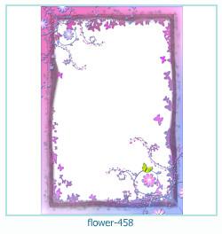 Blume Fotorahmen 458