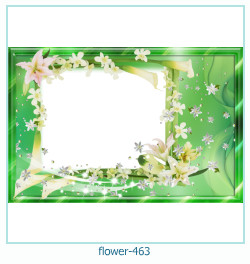 फूल फोटो फ्रेम 463