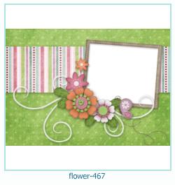 Marco de la foto de la flor 467