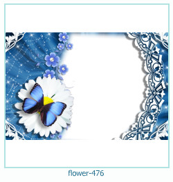 flower Photo frame 476