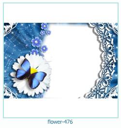 Marco de la foto de la flor 476