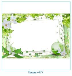 Marco de la foto de la flor 477