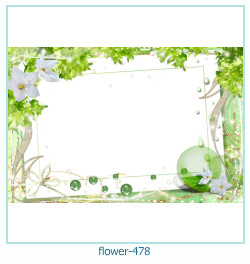 flower Photo frame 478