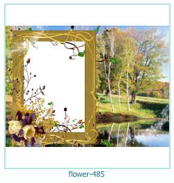 Marco de la foto de la flor 485