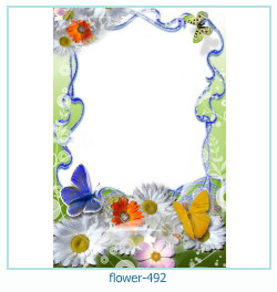 flower Photo frame 492