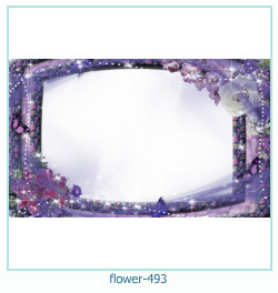 flower Photo frame 493