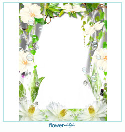 flower Photo frame 494