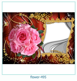 flower Photo frame 495