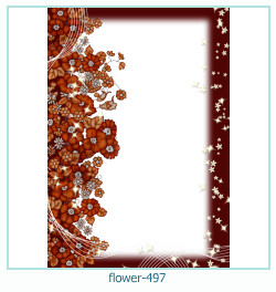 flower Photo frame 497