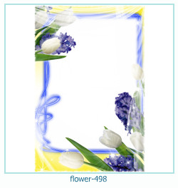 flower Photo frame 498