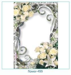flower Photo frame 499