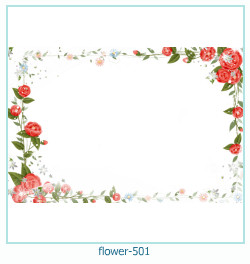 flower Photo frame 501