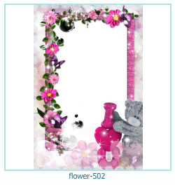 flower Photo frame 502