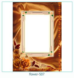 flower Photo frame 507