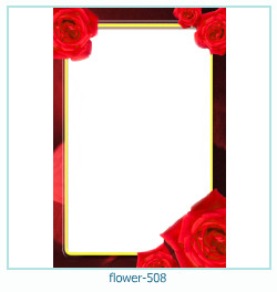 flower Photo frame 508