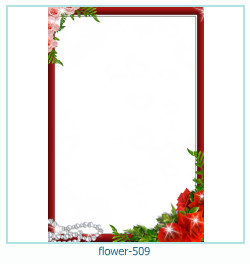 flower Photo frame 509