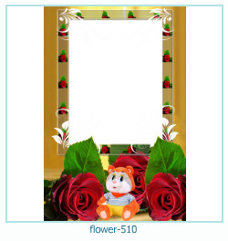 flower Photo frame 510