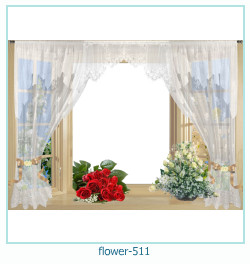 flower Photo frame 511