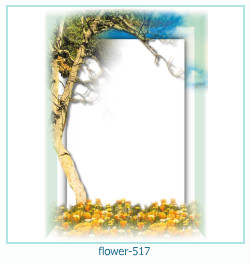 flower Photo frame 517
