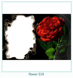 flower Photo frame 519