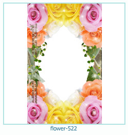 flower Photo frame 522
