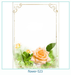 flower Photo frame 523
