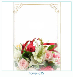 flower Photo frame 525