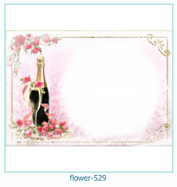 fleur Cadre photo 529