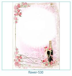 फूल फोटो फ्रेम 530