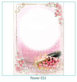 flower Photo frame 531