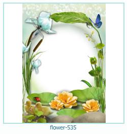 फूल फोटो फ्रेम 535
