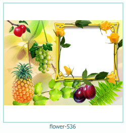 flower Photo frame 536