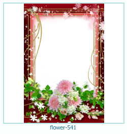 फूल फोटो फ्रेम 541