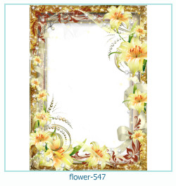 flower Photo frame 547