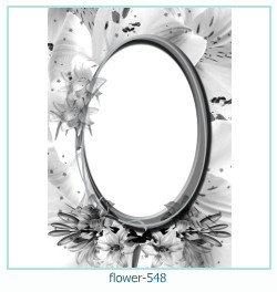 flower Photo frame 548