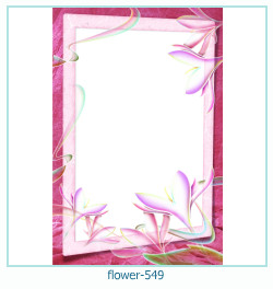flower Photo frame 549