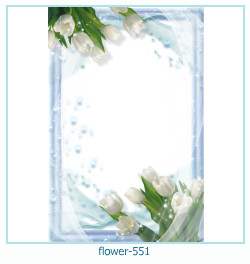 flower Photo frame 551