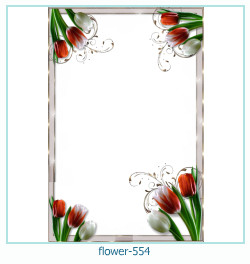 Blume Fotorahmen 554