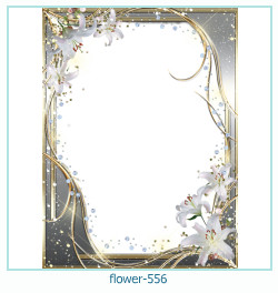 flower Photo frame 556