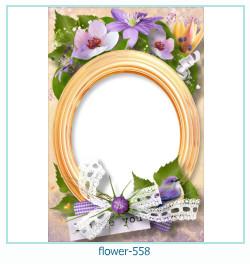 Blume Fotorahmen 558