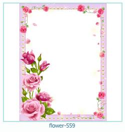 Blume Fotorahmen 559
