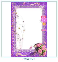 flower Photo frame 56