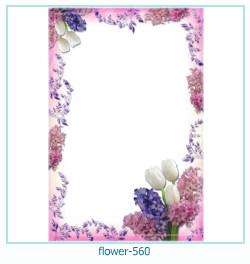 Blume Fotorahmen 560