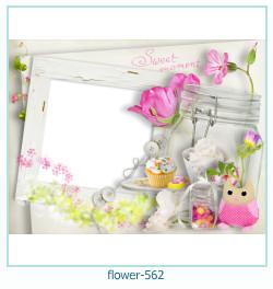 Blume Fotorahmen 562