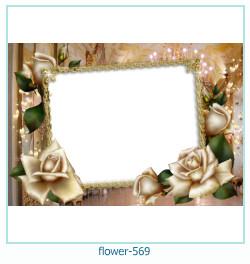 Blume Fotorahmen 569