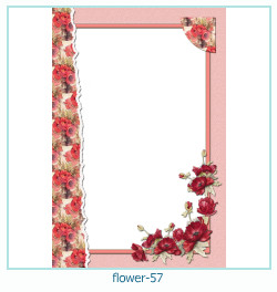 flower Photo frame 57