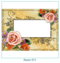 Blume Fotorahmen 571