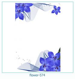 Blume Fotorahmen 574