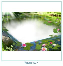 Blume Fotorahmen 577