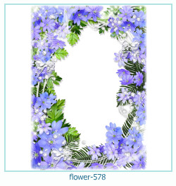 Blume Fotorahmen 578